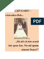 Ion SIUGARIU / Centenar Romania - 100 de personalitati maramuresene