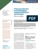 PSM Type I II et III