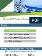 Hytera DMR Trunking Solution-20170526