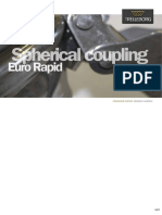 Spherical Coupling