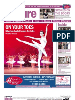 Worcester News Leisure 18th February 2011