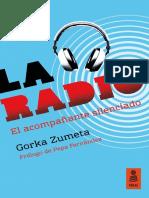 «La radio», GorkaZumeta