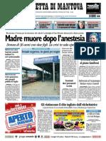 Gazzetta Mantova 1 Ottobre 2010