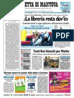 Gazzetta Mantova 1 Agosto 2010