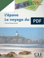 L 39 233 Pave Et Le Voyage Du Horla Guy de Maupassant A2
