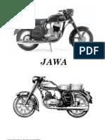Manual Motocicleta JAWA