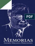 Memorias Andrés Miranda
