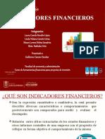 Indicadores Financieros Final