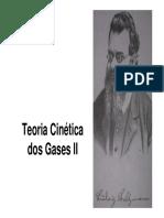 Teoria cinetica II