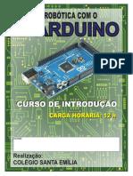 Aprenda Robótica Com o Arduino - Curso de Introdução