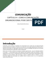 Comunicação_unidade 4 - Explore