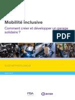 Guide Méthodologique Garage Solidaire Janvier 2018