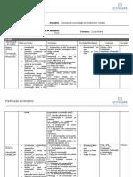 PLANIFICACAO - TCA Módulo 1,2 e 3