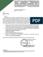 Pengumuman Rekrutmen BSPS T-1 Jawa Tengah 2021.R