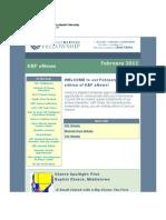 February 2011 KBF eNews
