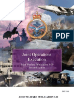 JWP 3-00, JT Ops Execution, 2004