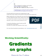 WorkingScientifically Gradients