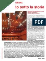 """All' Auditorium Parco della Musica di Roma la rassegna """"Cantando sotto la storia"""""""