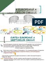 curtea europeana drepturilor omului