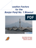 Causation Factors for the Banjar Panji No. 1 Blowout Neil Adams A