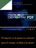 Presentación Dr. Alcides Calla