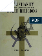 Christianity and the Encounter of the World Religions