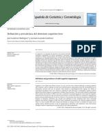 Gutiérrez Rodríguez, J., & Guzmán Gutiérrez, G. (2017). Definición y prevalencia del deterioro cognitivo leve