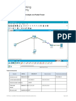2.1.1.5 Packet Tracer - Create a Simple  Network Using Packet Tracer.en.es
