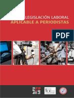 Manual   Legislación laboral aplicable a periodistas