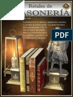 Retales Masoneria Numero 110 - Agosto 2020