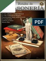 Retales Masoneria Numero 111 - Septiembre 2020