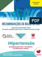 Hipertensão Arterial (2013)
