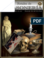 Retales Masoneria Numero 112 - Octubre 2020 (PDF)