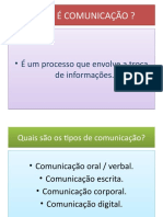 comunicacao e atendimento 1