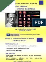 2.3 Estructura Atómica-números Cuánticos