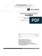 Manual de Manutenção Osmose Reversa Hi Vac II - Português[1]