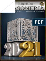 Retales Masoneria Numero 115 - Enero 2021 (PDF)