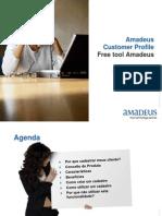Amadeus Customer Profile - Webinar Mar 2011