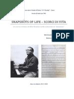 SNAPSHOTS of LIFE Versione Definitiva Corretta