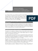 13-Grigaitis, L. El Sistema de Salud Argentino