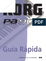 Pa900 QuickGuide S