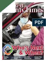 2021-01-28 Calvert County Times
