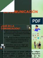 1 LA COMUNICACIÓN CLASE I.pptm