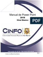 Manual de Power Point 2016 (1)