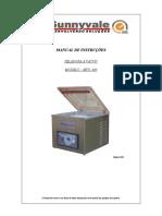 Manual da Seladora MVS-400  edicao 03-05