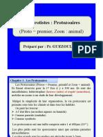 2 - Protozoaires [Mode de Compatibilité]