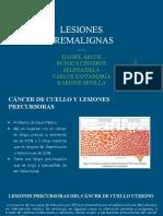 Lesiones Premalignas Grupo 1
