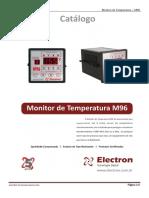 Monitor de Temperatura M96