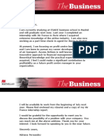 PPT Adult The_Business_Intermediate Writing 11slides