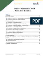 CAW - Manual Do Usuário V1.0
